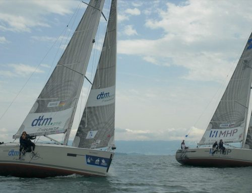 Finepower sponsors Match Race 2019 at Lake Constance