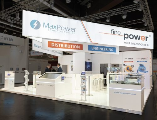Finepower @ PCIM Europe 2019 – THANK YOU!