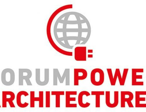 Finepower as sponsor: Forum Power Architectures 2020