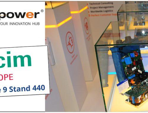 Finepower auch 2020 wieder auf der PCIM Europe in Nürnberg