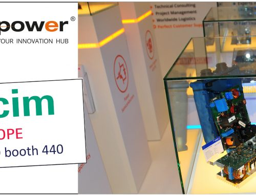 Finepower again in 2020 at the PCIM Europe in Nuremberg