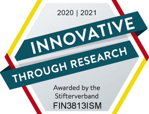 "Stifterverband honours Finepower with award ""Innovative through research"""