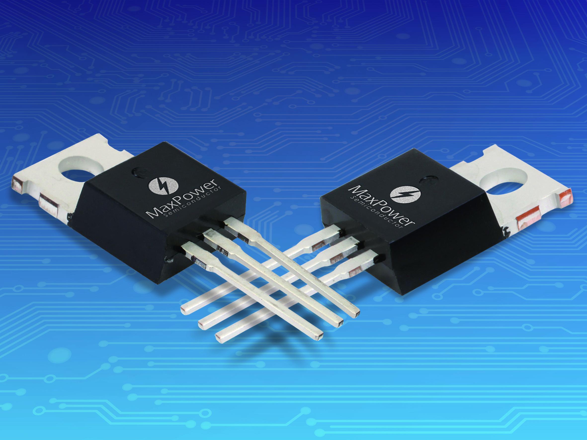 Max Power Super Barrier diodes