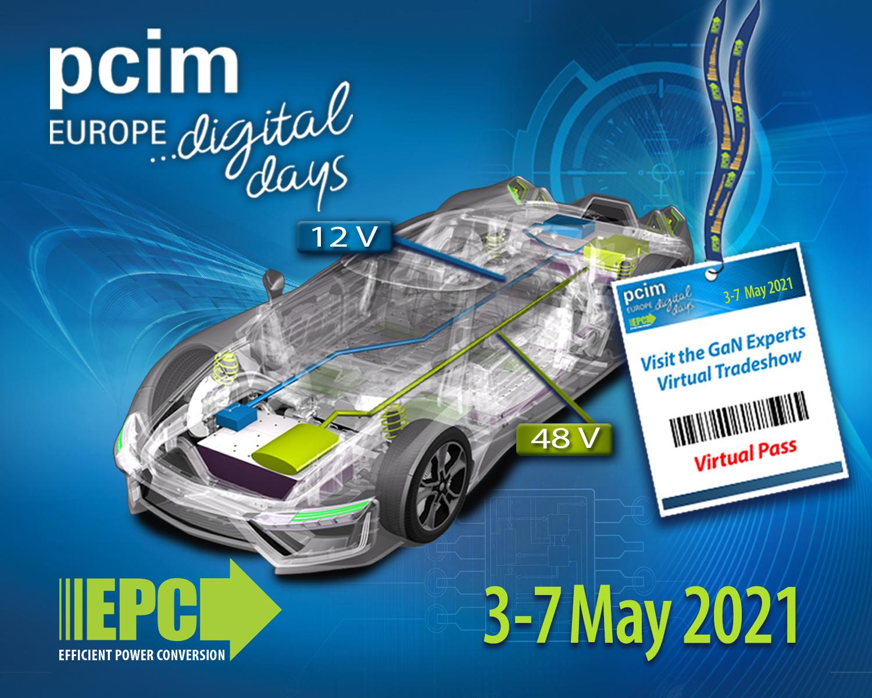 EPC Invitation PCIM Europe digital days